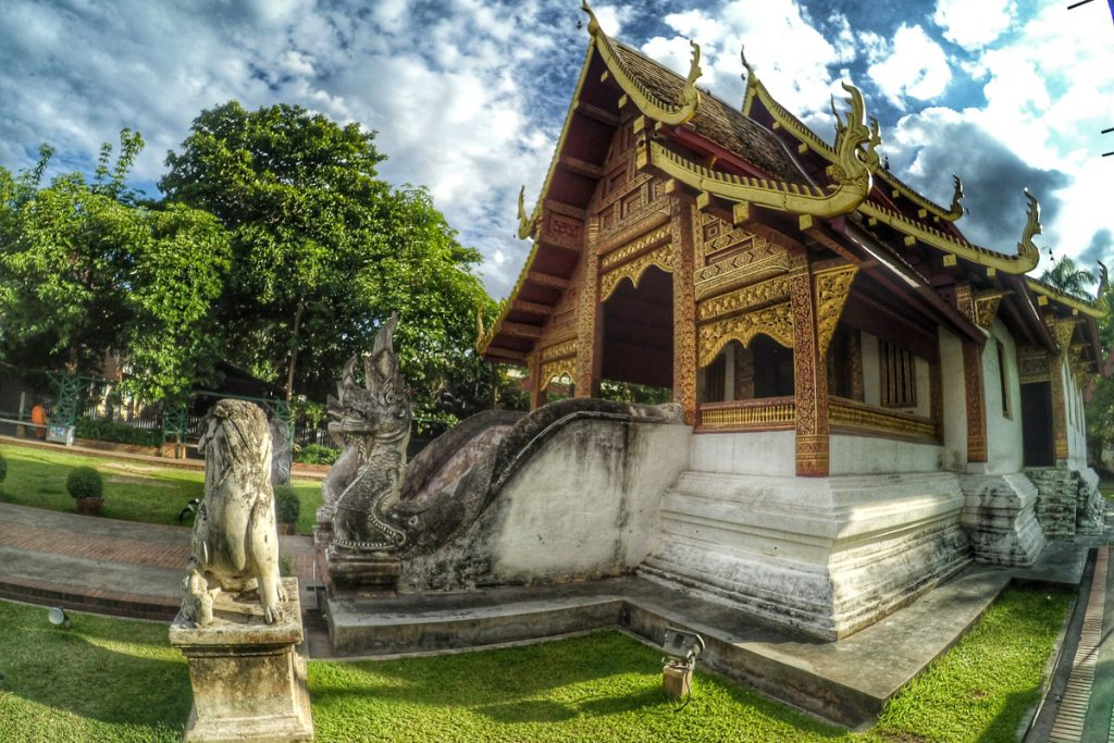 Wat Phra Singh šventykla