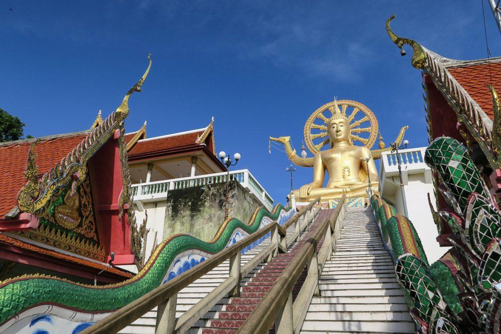Koh Samui Didžioji Buda