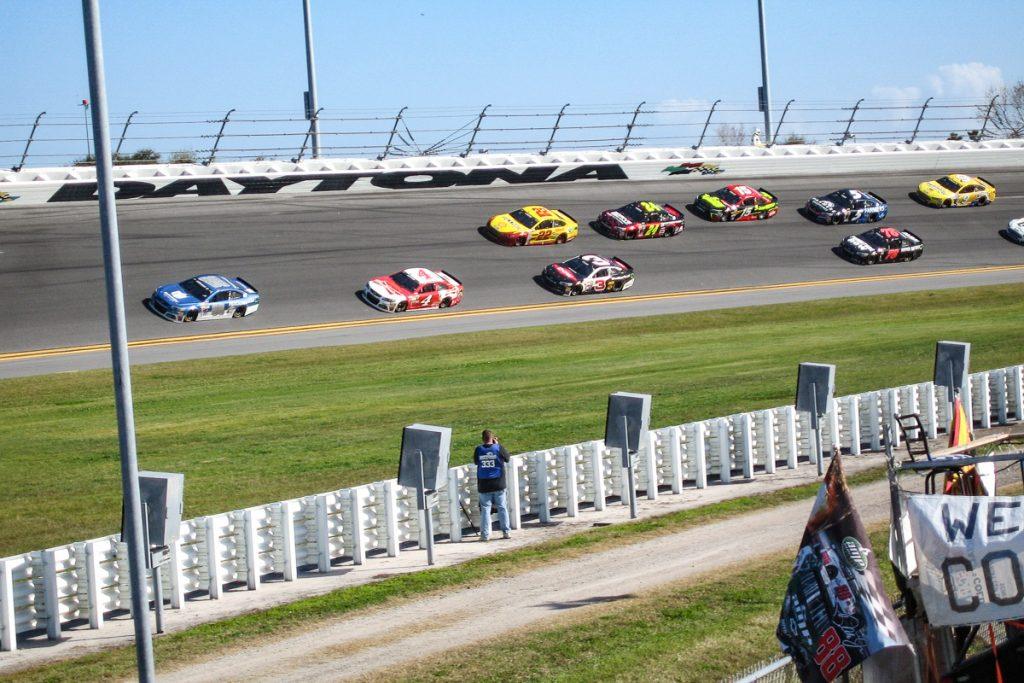 """,,Daytona 500"""" automobilių lenktynės"""