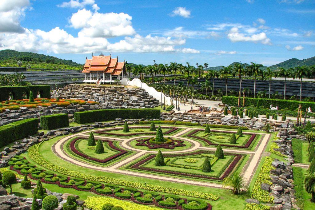 Nong Nooch atogrąžų botanikos sodas