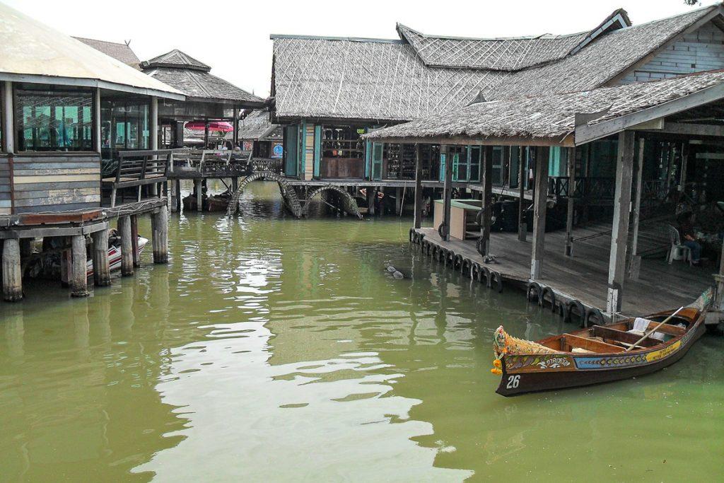 Patajos plaukiojantis turgus