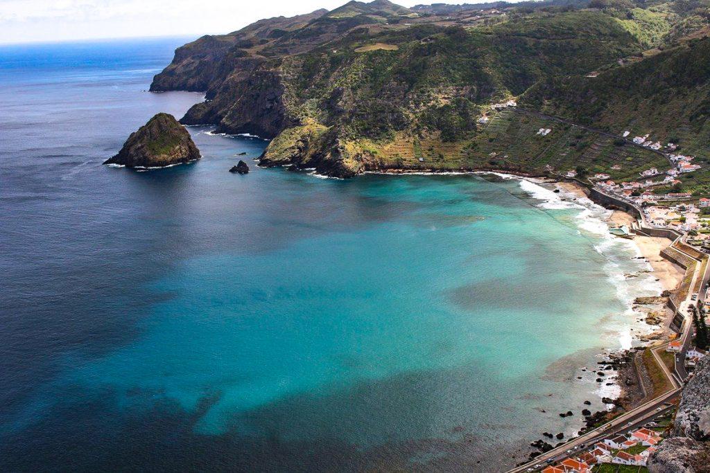 Azorai lankytinos vietos