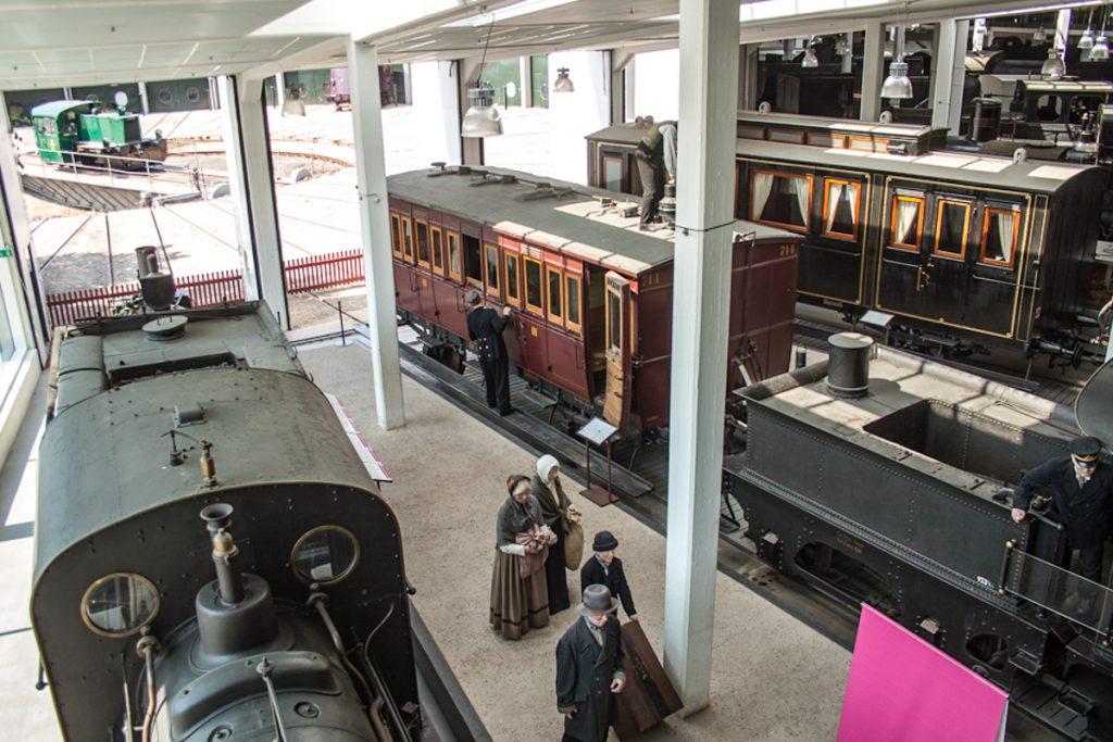 Danijos geležinkelių muziejus