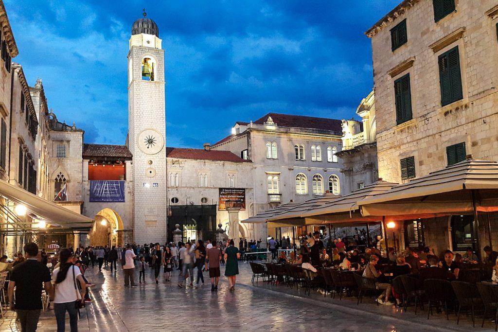 Dubrovniko Stradun