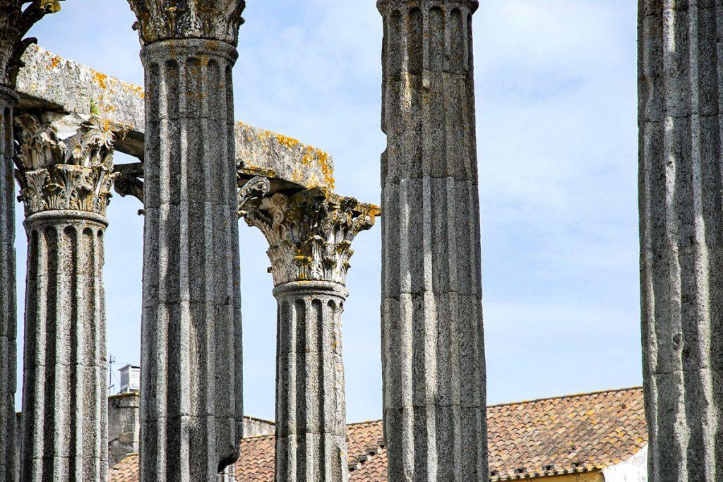 Evoros Romėnų šventykla