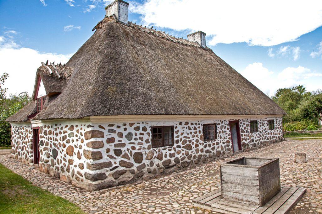 Funen kaimelis – muziejus