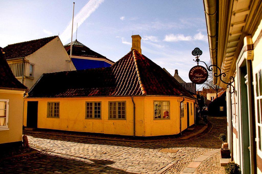 H.K. Anderseno vaikystės namai