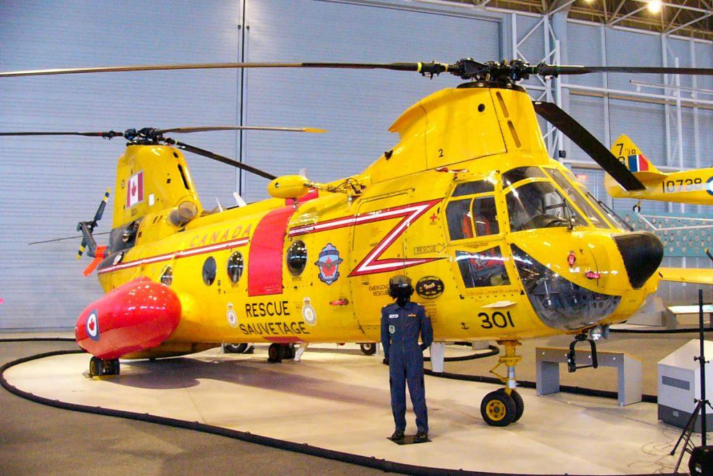 Kanados aviacijos ir kosmoso muziejus
