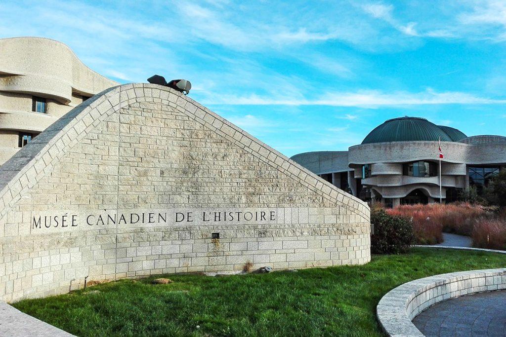 Kanados istorijos muziejus