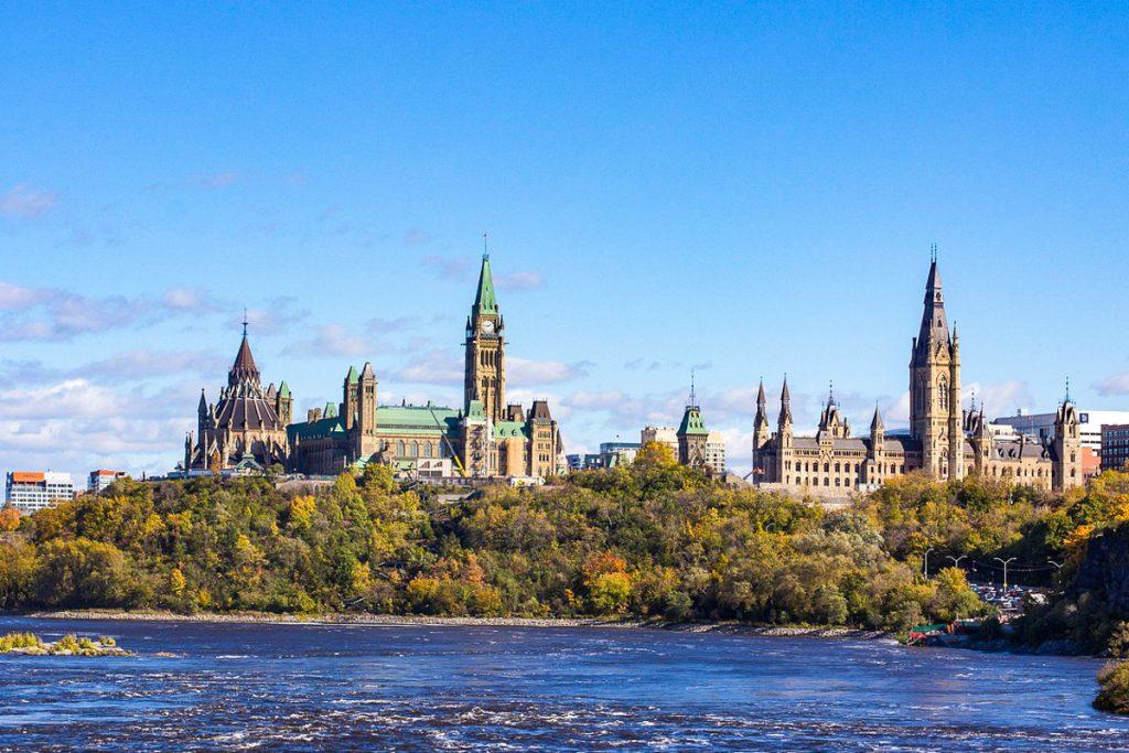 Otava Kanados sostinė