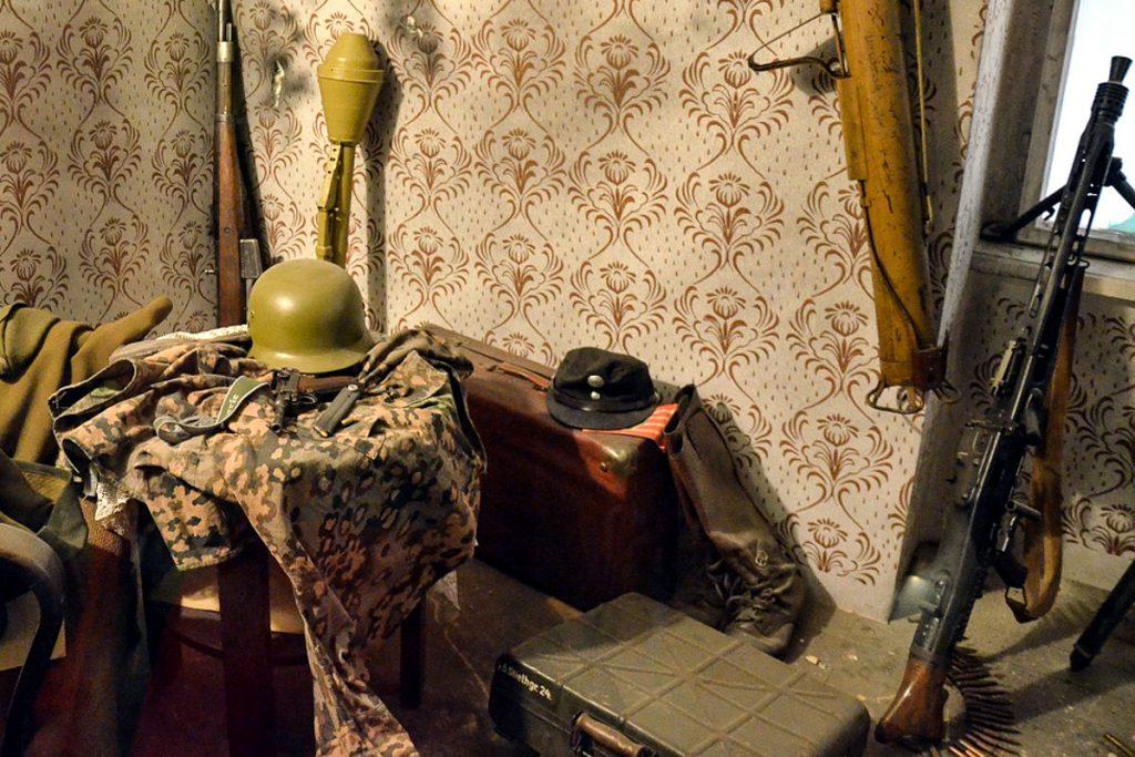 Tėvynės karo muziejus