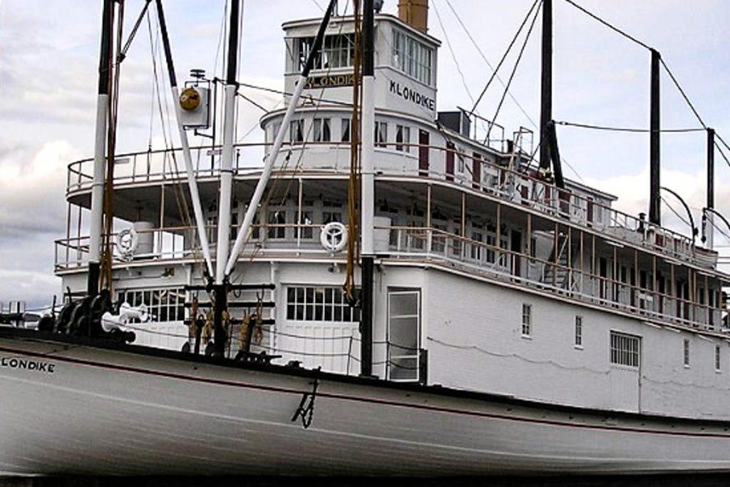 S. S. Klondike garlaivis