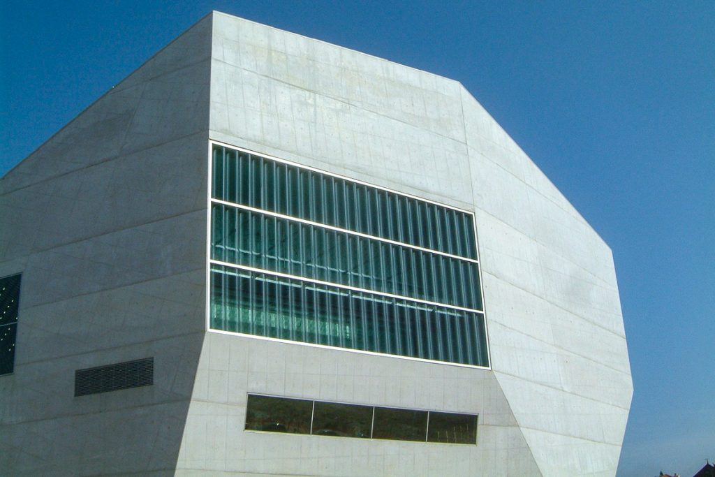 Casa da Música muzikos namai