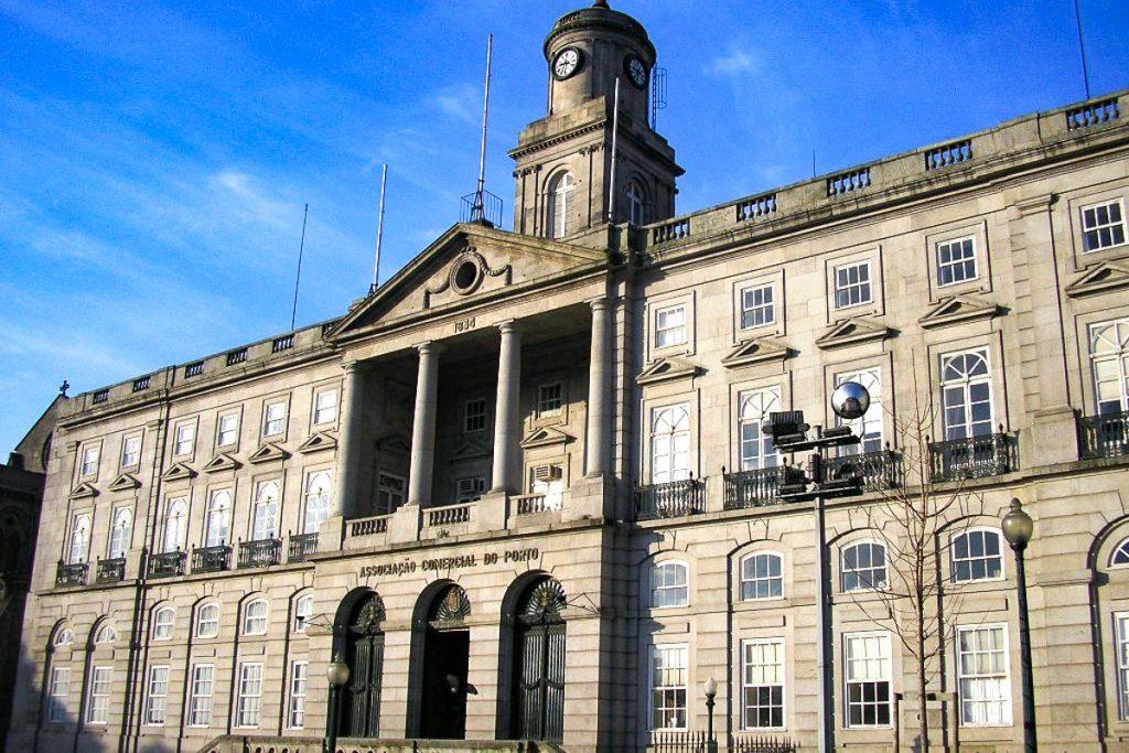 Palacio da Bolsa akcijų birža