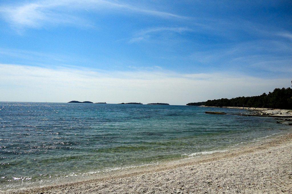 Rovinio paplūdimiai