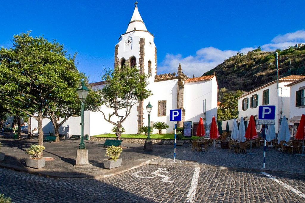Santa Cruz miestelis