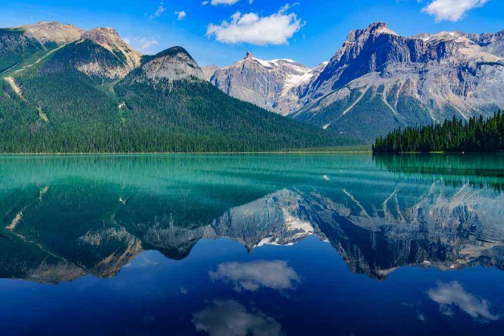 Smaragdinis (Emerald) ežeras