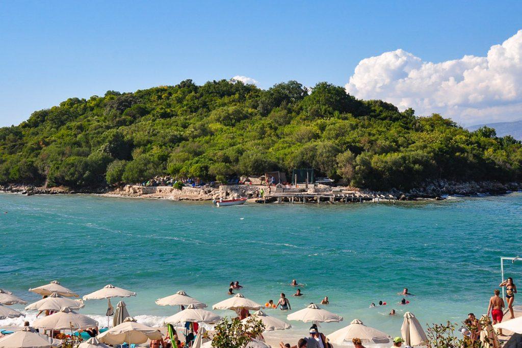Albanija iš Korfu