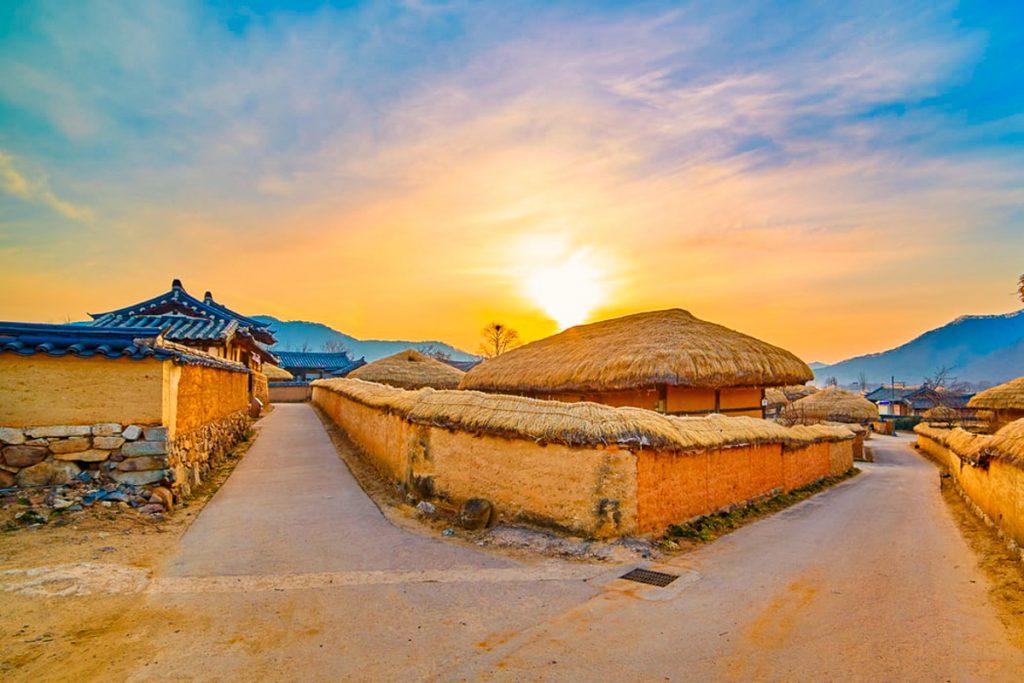 Andongo Hahoė liaudies kaimas