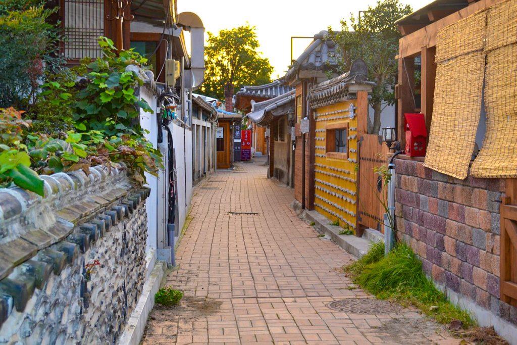 Džondžu hanokų kaimas