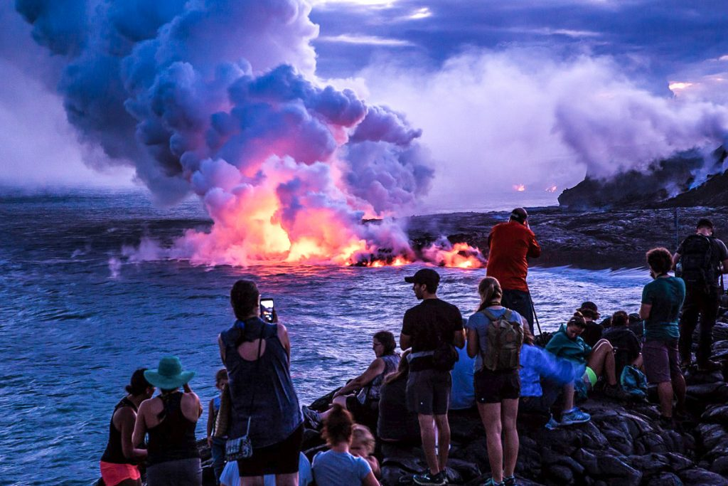 Havajų ugnikalnių nacionalinis parkas