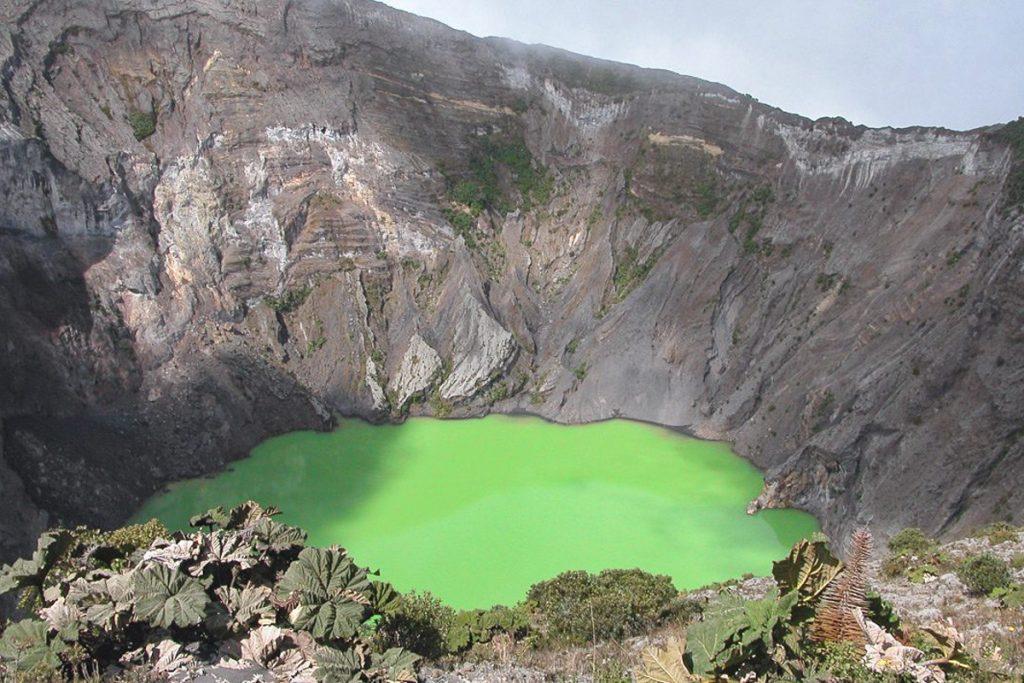 Irazu ugnikalnio nacionalinis parkas
