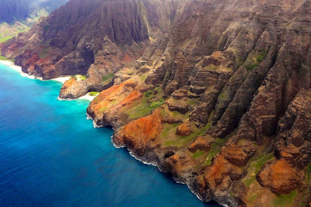 Kelionė sraigtasparniu per Kauai