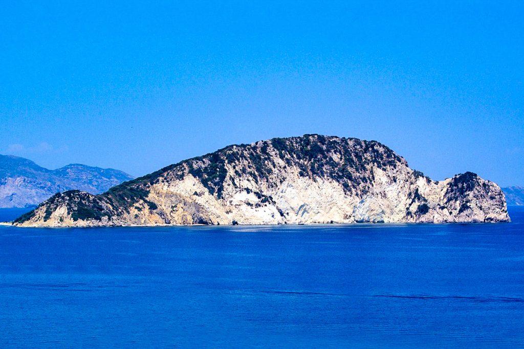 Vėžlių sala (Marathonisi)