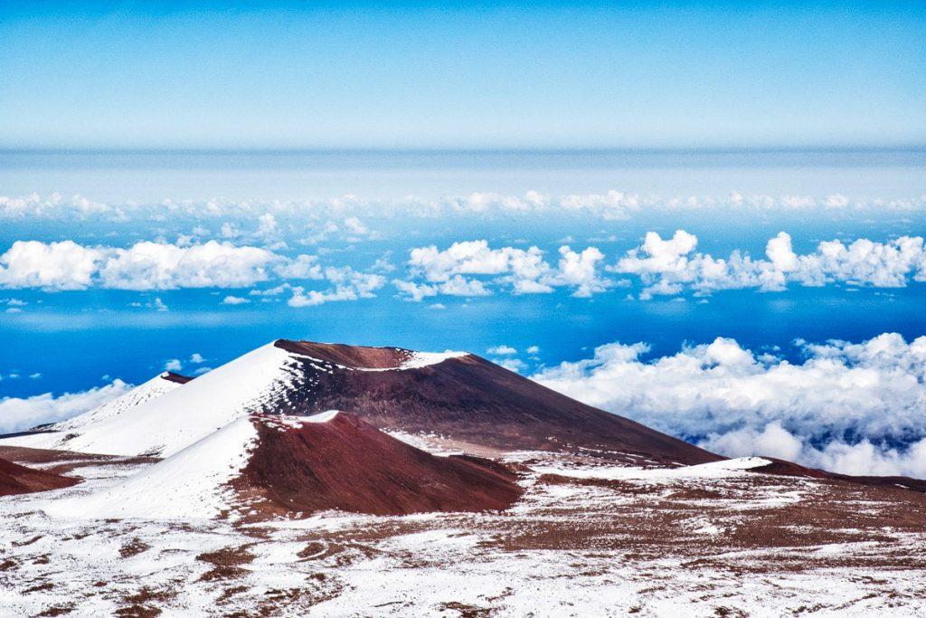 Mauna Kėja ugnikalnis