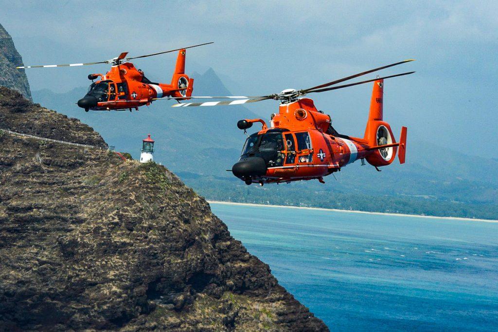 Kelionė sraigtasparniu per Oahu