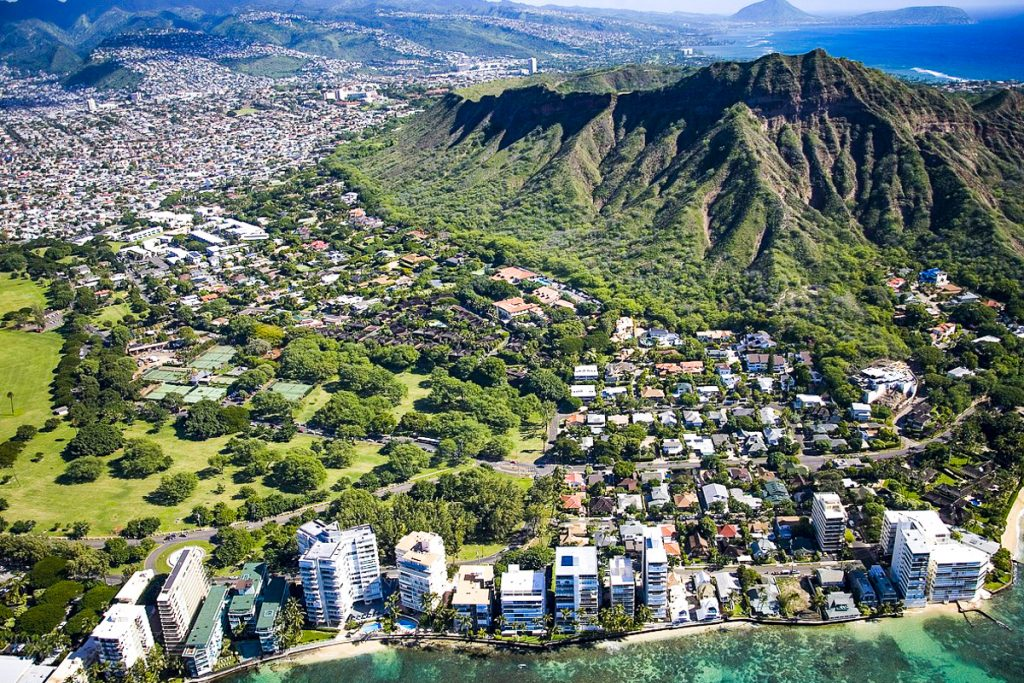 Oahu sala