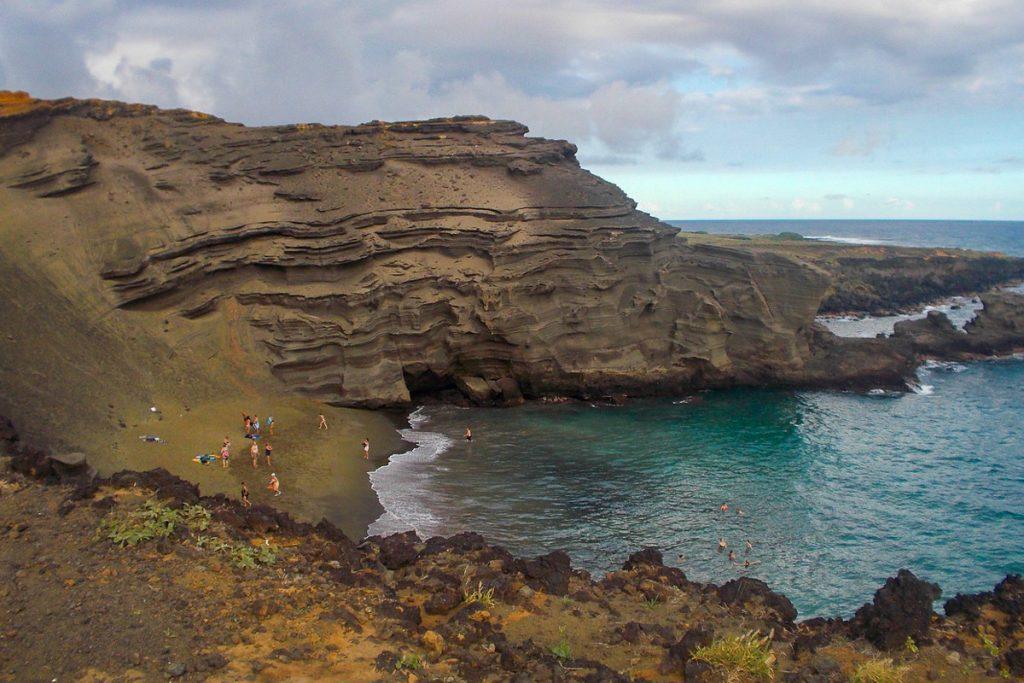 Papakōlea paplūdimys