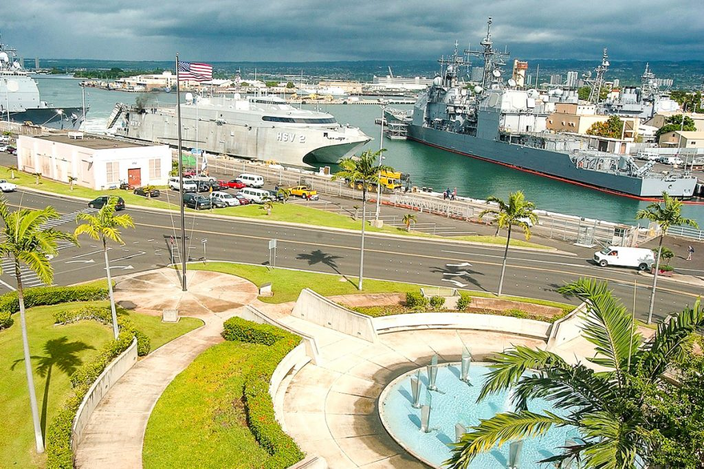 Pearl Harboras