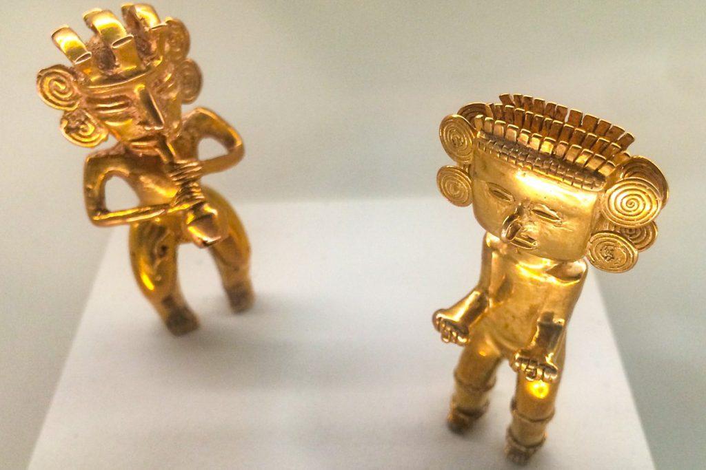 Prieškolumbinis aukso muziejus