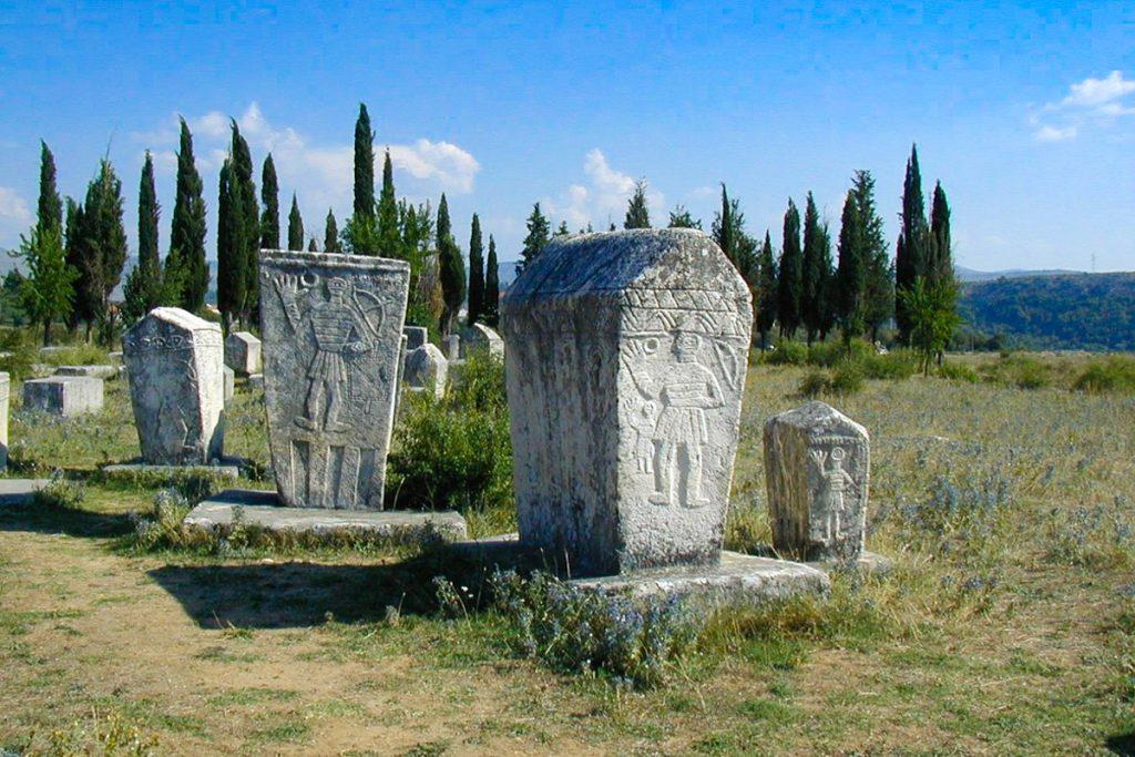 Radimlja nekropolis