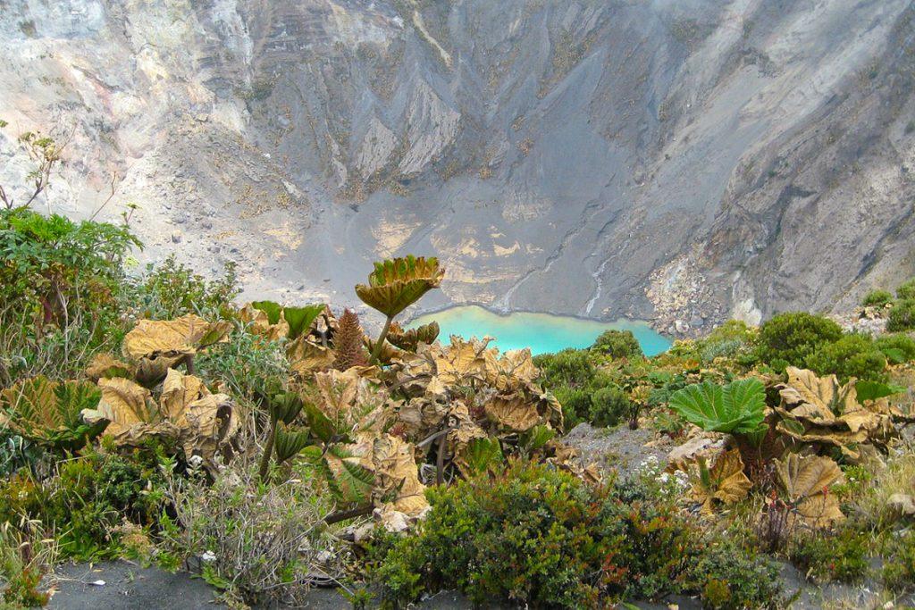 Rincon de la Vieja nacionalinis parkas