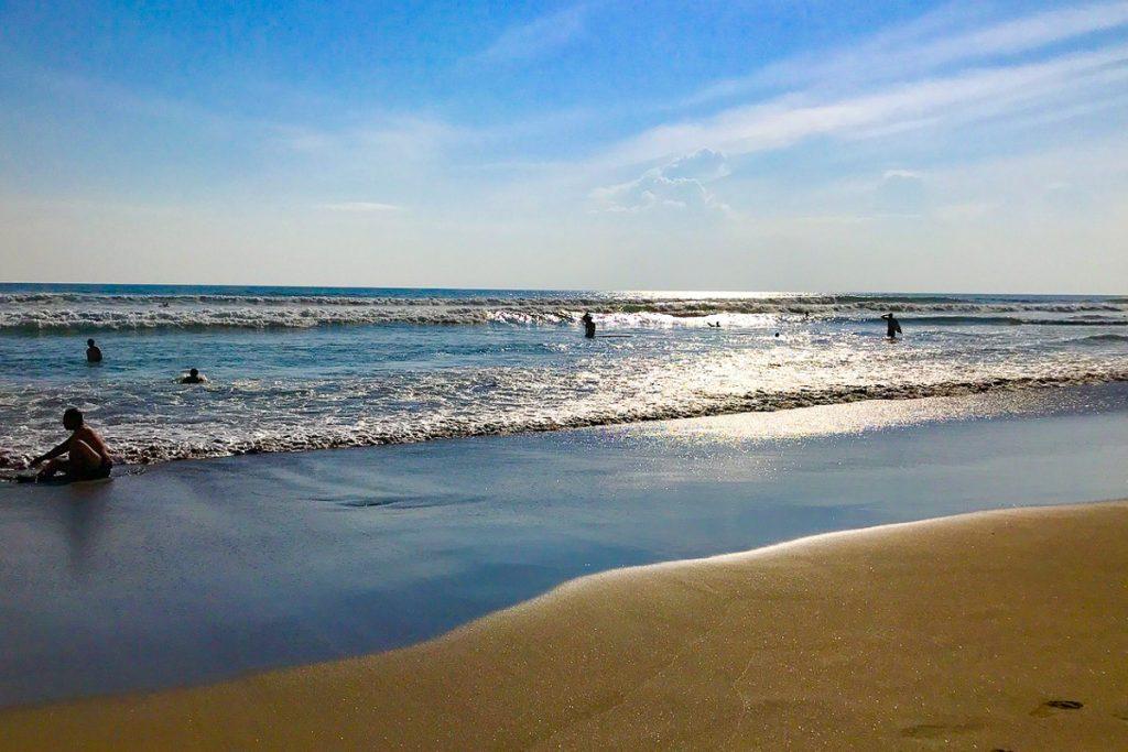Seminyak paplūdimys