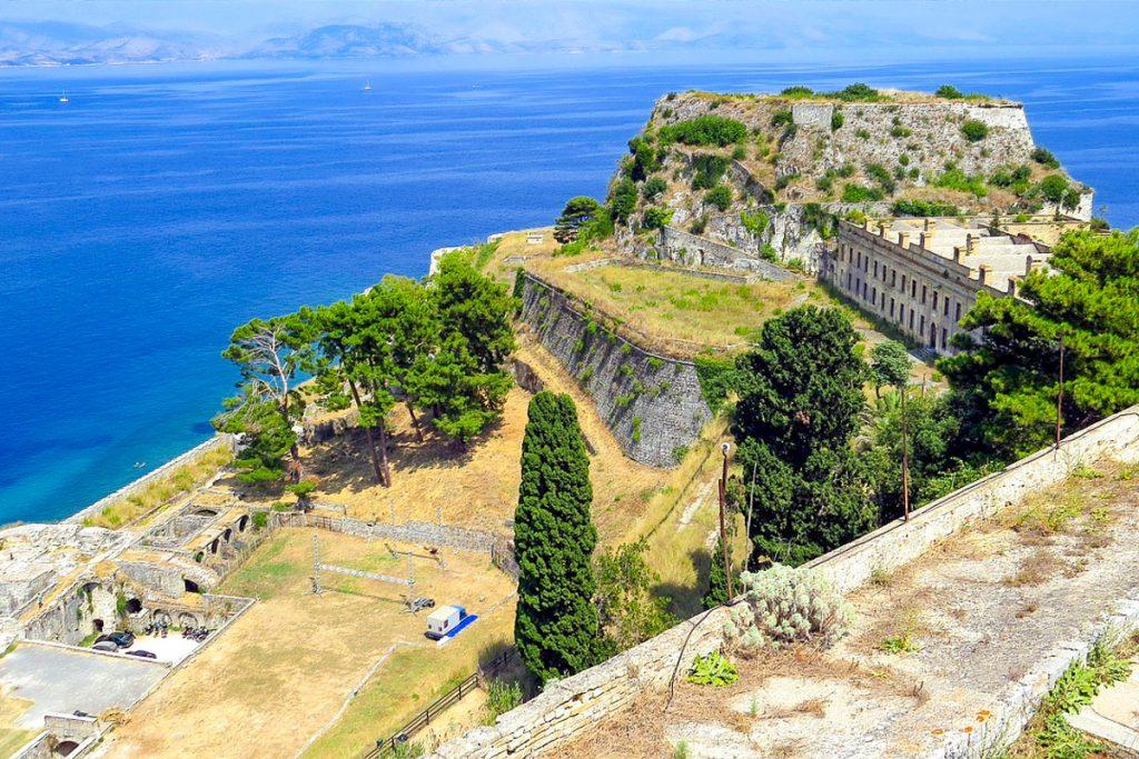 Senoji tvirtovė (Palaio Frourio)