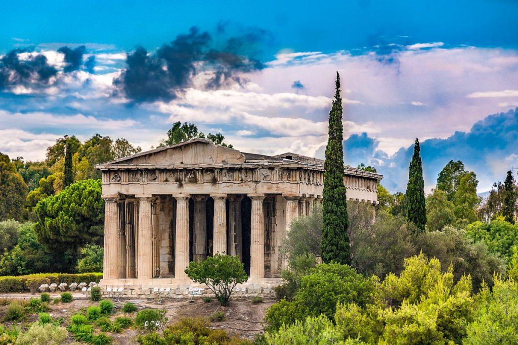 Hefaisto šventykla