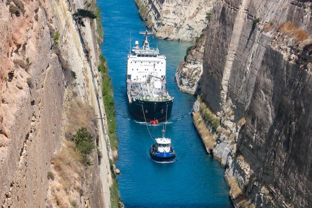 Korinto kanalas
