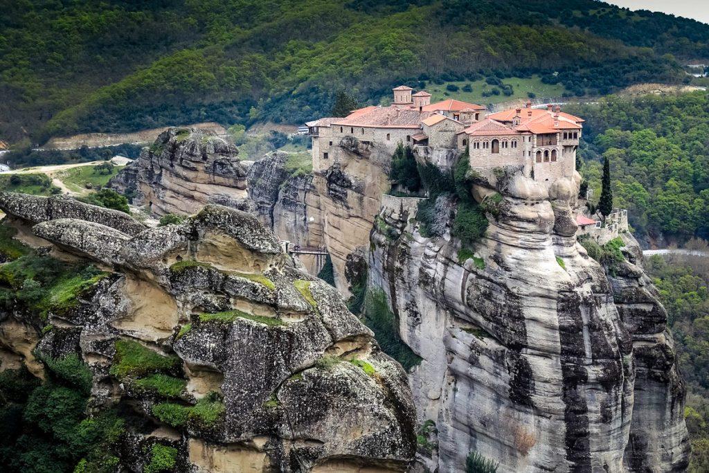 Meteoros vienuolynai