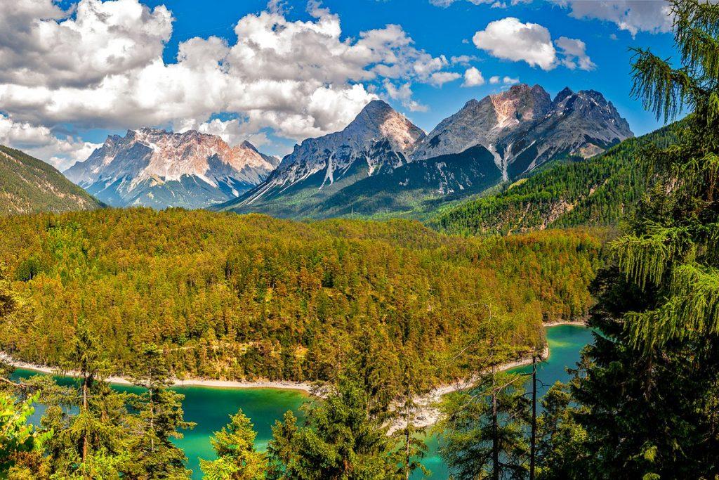 Austrija lankytinos vietos