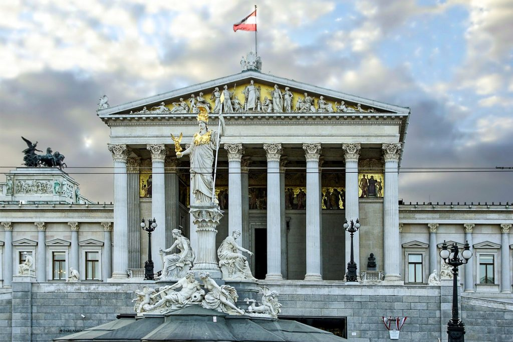 Austrijos parlamentas