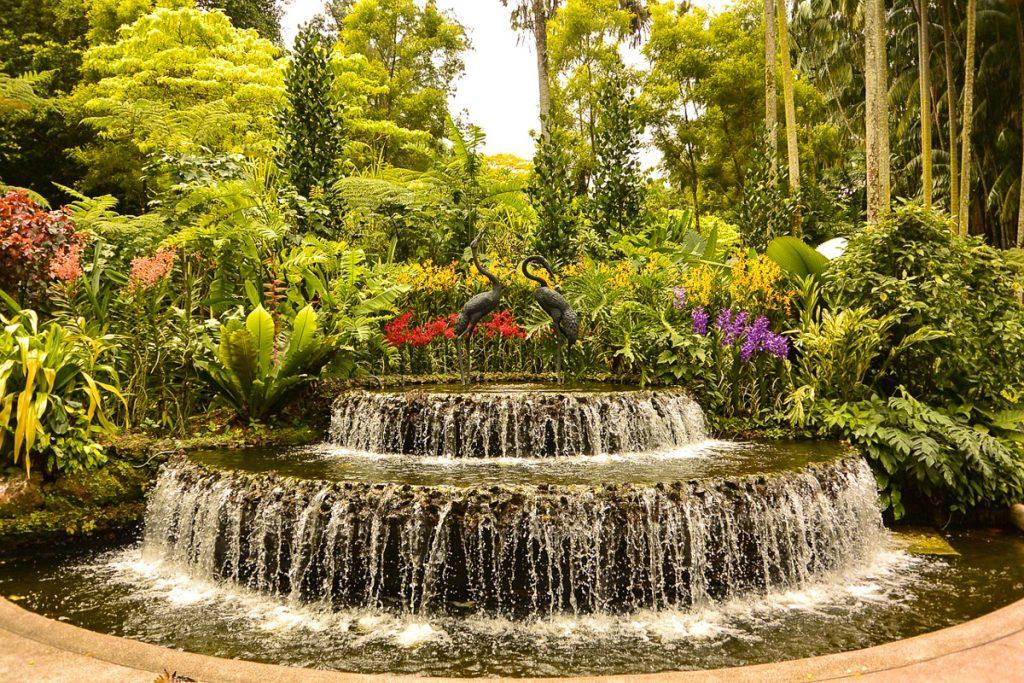 Singapūro botanikos sodai