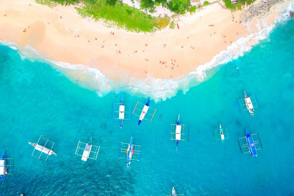 Nacpan paplūdimys ir kiti