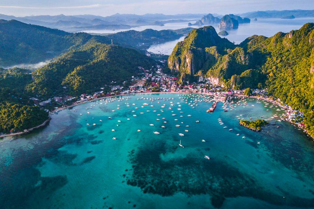 Filipinai lankytinos vietos