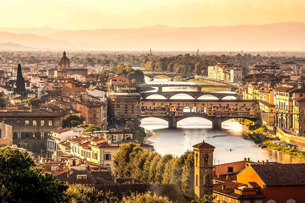 Florencija lankytinos vietos