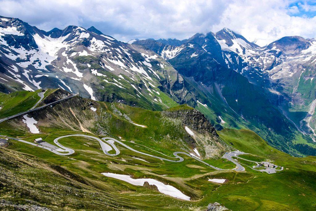 Grosgloknerio Alpių kelias