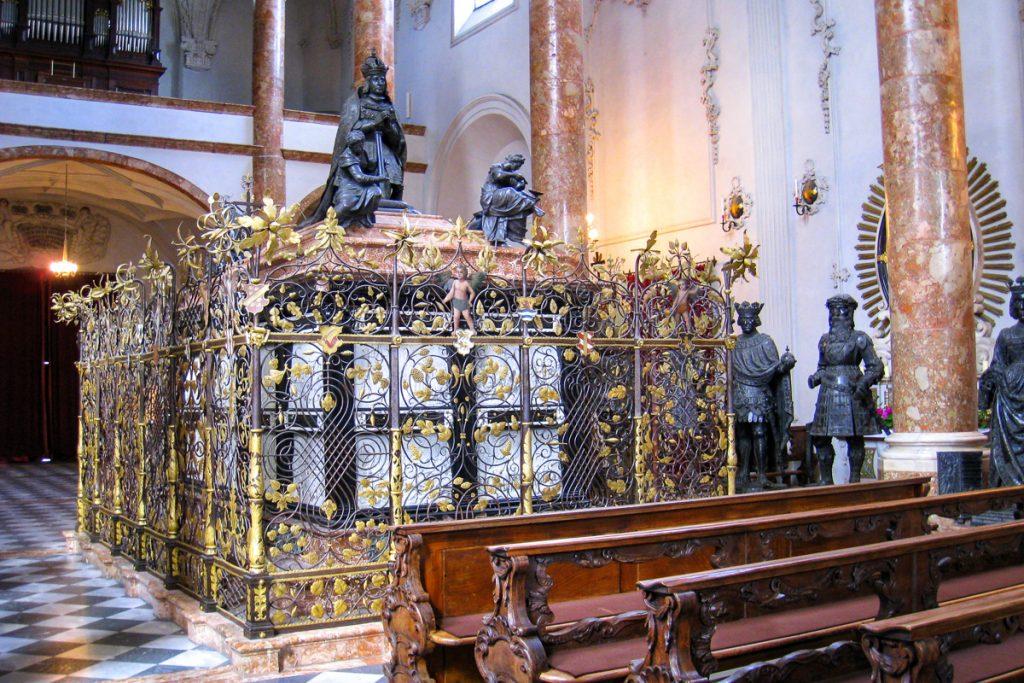 Imperatoriaus Maksimiliano I kapas