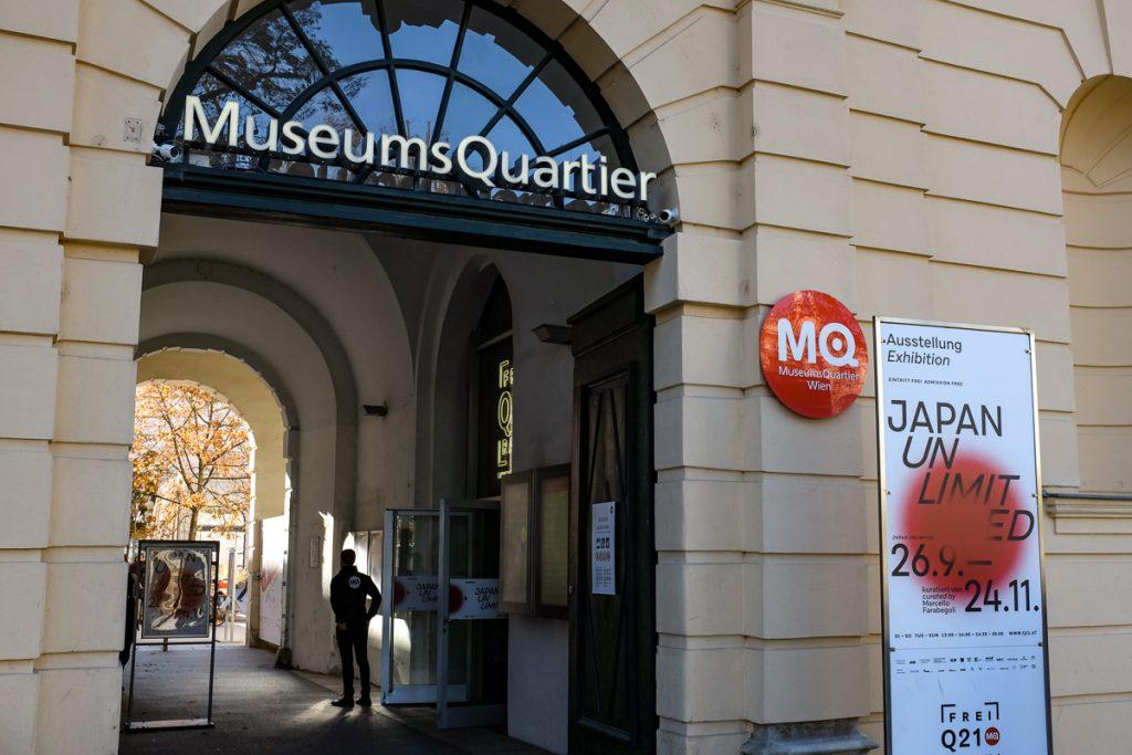 Vienos muziejų kvartalas